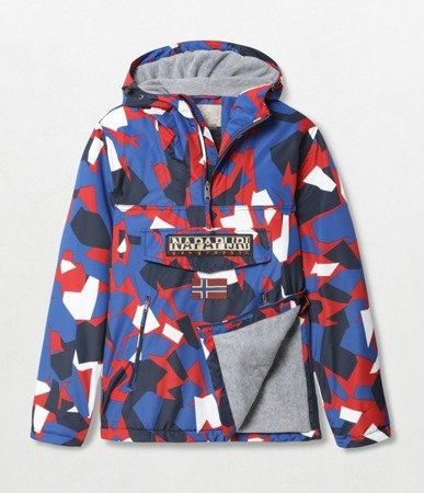 Napapijri  Rainforest Print Fantasy Red Camo
