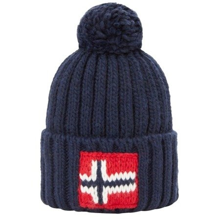 Zimowa czapka Napapijri  Semiury 2  Blue Marine